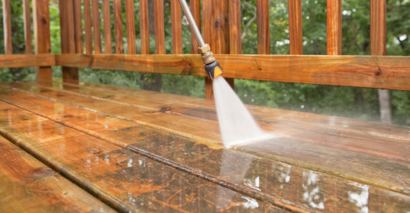 BENEFITS OF SOFT WASHING YOUR HOME, DECK, OR DRIVEWAY