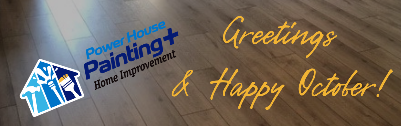 greetings & happy october